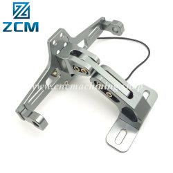 深センの製造業者 CNC 機械加工 Billet アルミニウム機械加工カスタム MC ライセンス プレートブラケットフレームホルダ