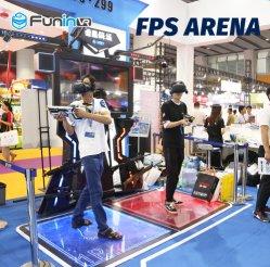 Batalha Vr jogo multijogador de Realidade Virtual Plataforma de desporto
