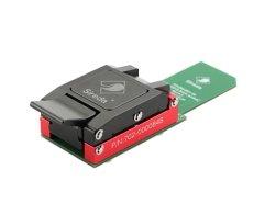 Lector de tarjetas de memoria flash Emmc, adaptador para tarjeta SD, Emmc toma de prueba y compatible para BGA153 BGA Y169, lleve a cabo, Forense, la recuperación de datos