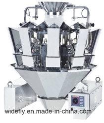 Bascula dell'imballaggio della foglia di tè