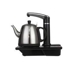 Беспроводные электрический чайник электрический Teapot Keep Warm чайник Mini электрический чайник воды котла чайник мгновенного чайник для приготовления чая и свечи предпускового подогрева
