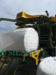 750мм x 1500m X 25um мощный герметизирующую пленку на силос
