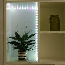 LED تحت خزانة ضوء SMD 3528 LED خزانة الملابس مصباح مستشعر الحركة PIR