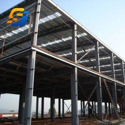 مصنع مصنع الفولاذ / ورشة / Hangar / مجلس الصلب سعر الهيكل