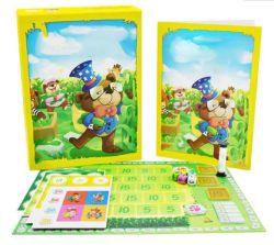 ダイス、カードおよび他のアクセサリと同様、ボードおよび砂時計を含んでいる顧客用高品質のボードゲーム