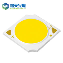 Nuova PANNOCCHIA circolare bassa di alluminio avanzata LED di qualità di schiera 6W del chip della PANNOCCHIA 13.5*13.5mm migliore