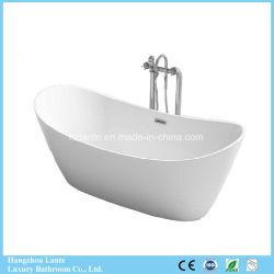 Diseño de baño de lujo de acrílico autoestable Bañera (LT-713)