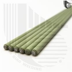 La especificación de electrodos de soldadura de acero bajo en carbono varilla de soldadura de electrodos de carbono ranurado DC 6010