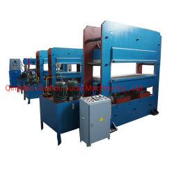 押させる機械かゴム製圧縮の鋳造物出版物をゴム製ガスケット