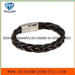 Shineme органа высокого качества ювелирных изделий из кожи FASHION Bangle (BL2880)