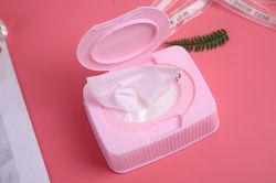 120 ПК макияж чистки салфетки для лица и глаз - для снятия лака очистки влажной ткани