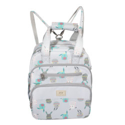 Zak van de Luier van het water de Bestand voor Nappy van het Mamma van de Baby de Multifunctionele Handtas van de Rugzakken van het Moederschap