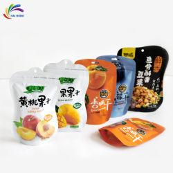 軽食およびペットフードの包装のパッキング袋のための生物分解性のプラスチック紙袋