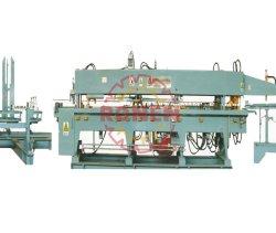 Machine à souder de treillis en acier / Barre d'acier Truss Machines de soudage/d'armature en acier soudé de poutres en treillis de ligne de production (A) de soudage
