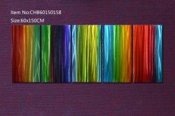 Viele färben stufenweise Änderungs-Abbildung für Hauptdekoration