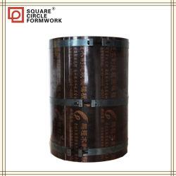 18mm/22mm/25mmの具体的な丸柱の型枠