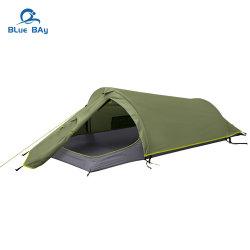 بالجملة يصمّم خيمة خارجيّ وحيد سفر فائق خفّة [فولدبل] يرفع يخيّم