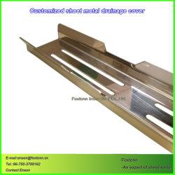 Laser-Ausschnitt zerteilt das Edelstahldrainer-Blech-Stempeln