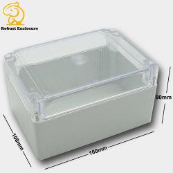 صندوق خارجيّة بلاستيكيّة مسيكة فحمات متعدّدة إحاطة مع تغطية شفّافة