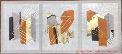 Multi-Pieces современный стиль декоративной абстрактной группы картины маслом на холсте