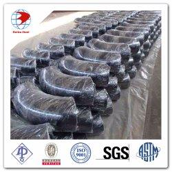 30 بوصة Xxs ASTM A234 نصف قطر وزن طويل 45 درجة كربون المرفق الفولاذي