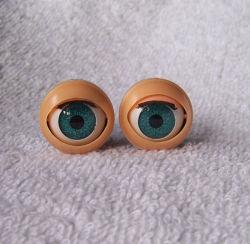 Пластиковый глаз мигает в течение 18-дюймовый американской девушки куклы