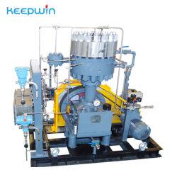 G2z-5/30~400 400bars haute pression du gaz hydrogène de l'Hélium vis de l'air du compresseur de diaphragme