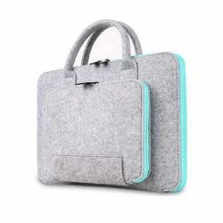 Ventiler portable Anti-Shock Anit-Friction iPad estimé d'affaires pour ordinateur portable sacoche pour ordinateur portable avec double fermeture éclair
