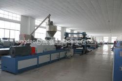 Belüftung-Blatt-Vorstand-Produktionszweig Plastikmaschinerie für den Sheet/PVC Blatt-Extruder-/PVC-Blatt-Vorstand, der Maschine herstellt
