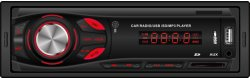 Groot LED-display 1 DIN-auto-accessoires met SD/USB/Aux