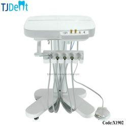 ライト(P1902)を治す計数装置が付いている歯科携帯用小型の単位