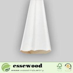 Modanatura di modellatura solido innescato della parte superiore del cornicione del soffitto di Wood/MDF