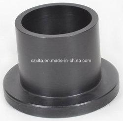 110 mm の突合せ溶接融接を備えた HDPE フランジスタブ