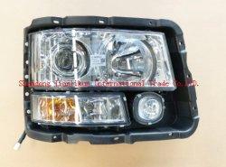 FAW Foton Sinotruck repuestos de camiones HOWO Steyr Shacman Faro derecho Dz93189723060