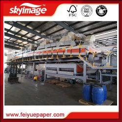 Revêtement usagés de la machine pour la sublimation papier/autocollant/BOPP/PET/PVC/PE