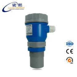 Низкое выходное напряжение 2-20Ма цена водонепроницаемый ультразвуковой датчик уровня жидкости