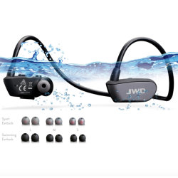 Deportes resistente al agua con reproductor de MP3 Bluetooth