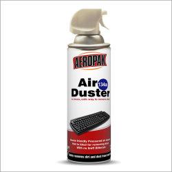 Aeropak R152A Air Duster & Gás Comprimido Duster para equipamento de escritório