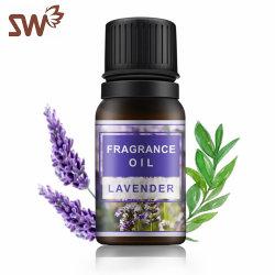 Fabricante suministra el aceite de masaje Crema humectante de Aceite Esencial de Lavanda