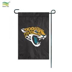 Diseño personalizado Parque Jardín Soporte Polo Bandera banderas