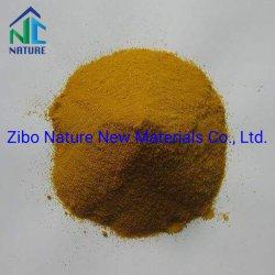 Grado di alta qualità di Lignosulfonate del sodio nell'apparenza giallo-chiaro della polvere della Cina. Calcio acido Lignosulfonic Lignosulfonate del sale del sodio del lignosolfonato del sodio