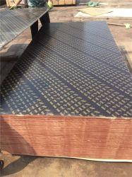 Dynea brun marron de haute qualité/Film face pour les constructions de contreplaqué