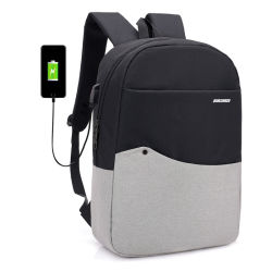 Sac antivol sac à dos Sac à dos pour ordinateur portable de recharge USB SAC