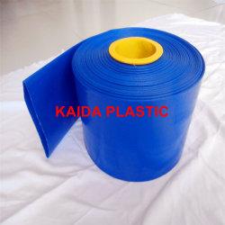 Pressão alta 1,5 2 3 4 5 6 8 12 Polegadas programável de PVC flexível plano Leigos Layflat Agricultura Descarga de irrigação a mangueira de água