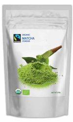 Thé vert bio (NOP100 % Powder-Matcha et EC 834/2007 standard)