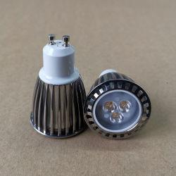 GU10 PFEILER 230V E27 Scheinwerfer/6W GU10 PFEILER LED Punkt-Licht