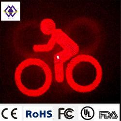 Cheap Bicycle Point rouge de grille d'éclairage bon DVD produit de la lentille laser