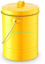 Кухня красочные металлические компоста Бен с фильтрами открыть в мусорные контейнеры