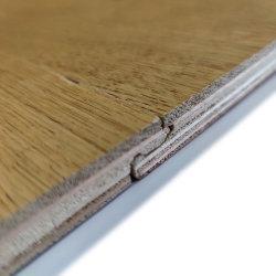 La alta calidad diseñado baratos Pisos de madera multicapa tres capas de roble de madera