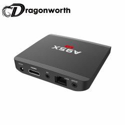 A95X R1 S905W des Fernsehapparat-Decoder-volle HD androide HD des Video-2018 hoher Nugat Fernsehapparat-Kasten Definitiondes android-7.1